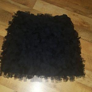 LOFT.          Size 0  Tulle Skirt NWT